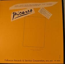"""OST - SOUNDTRACK - PICASSO - ROMAN VLAD 12"""" LP (L801)"""
