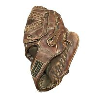 "Vintage Ted Williams 11"" Baseball Glove Mitt Sears Roebuck 16154 *Custom built*"