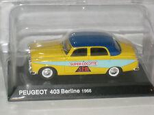 Peugeot 403 berline 1966 Super Cocotte SEB NOREV 1/43 Neuf en boite   G35