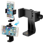 Universal Smartphone Phone Stand Tripod Adapter Holder Mount For iPhone Samsung
