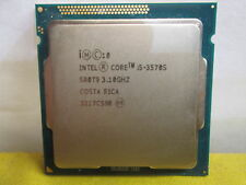 Intel Core i5-3570S 3.10GHz SR0T9 Processor Socket 1155 QUAD Core Computer CPU