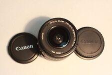 Canon EF-S 18 55mm f/3.5-5.6 Lens/Caps FOR CANON T6I T5I T4I T3I T2I 7D 6D T3 T5