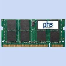 4GB RAM DDR2 passend für Acer Extensa 7630G-664G32BN SO DIMM 800MHz Notebook-