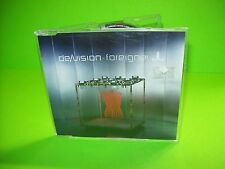 De/Vision – Foreigner CD EP 2000 Electro SynthPop Electronic Darkwave German