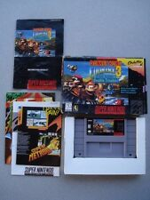 Donkey Kong Country 3 DIXIE KONG Super Nintendo SNES COMPLETE IN BOX