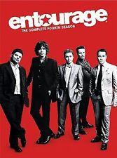 Entourage - Complete 4th Fourth Season 4 Four ~ BRAND NEW DVD SET