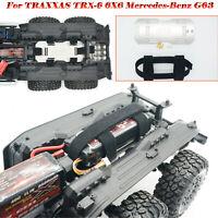 NEU 1.2mm Edelstahl-Sekundärbatteriefach für TRAXXAS TRX-6 6X6 Mercedes-Benz G63