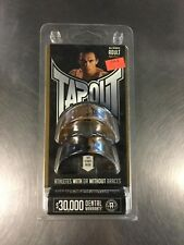 Tapout Mouthguard Adult Ages 12+ Black/Gold