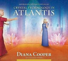 NEW Crystal Technology in Atlantis (Information & Meditation)