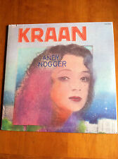 """KRAAN """"Andy Nogger"""" (KRAUT ROCK) Passport Records #PPSD 98006 (sealed) 1975"""
