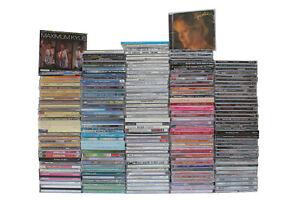 CD-Paket Pop und Rock, CD-Sammlung mit 208 CDs *NEU* alle CDs OVP