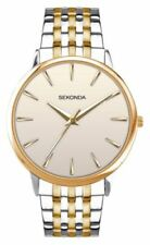 Sekonda Men's 30 m (3 ATM) Water Resistance Wristwatches with 12-Hour Dial
