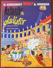 Rene Goscinny & Albert Uderzo – Asterix The Gladiator  hardback