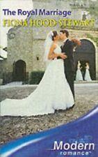 The Royal Marriage (Modern Romance),Fiona Hood-Stewart