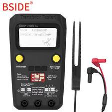 BSIDE ESR02PRO Digital SMD Components Tester Diode Triode Resistance ESR Meter