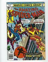 Amazing Spider-Man #172 1977- Rocket-Racer- Marvel comics 7.0 FN/VF