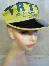 Old FRYE'S HARRISBURG Pa CLOTHING EASY CREDIT DEPARTMENT STORE Advertising HAT