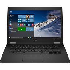 "Dell Latitude E7470 14"" Qhd Touch Laptop Intel i7-6600U 16Gb Ram 512Gb Ssd W10P"