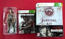 Tomb Raider Collector's Edition - XBOX 360 - COMO NUEVO