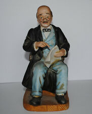 VINTAGE CUCCI CAPODIMONTE FIGURINE The LAWYER