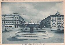 VIAREGGIO - Piazza Marco Polo e Alberghi 1950