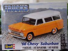 1966 Chevrolet Suburban 1:25 Revell 4409 neu 2017 new tool neu