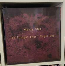 Mazzy Star- So Tonight That I Might See Vinyl Record  New Sealed