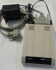 MultiTech MT5634ZBA MODEM ANALOGICO ZBA 56k V.92 V.34 Data/Fax