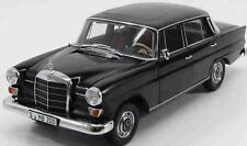 NOREV MERCEDES BENZ 200 Authentic Mercedes Black Color 1:18**Back in Stock**