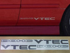 "Remplacement côté stickers / autocollants | civique ""dact Vtec"" Crx Eg Ek 