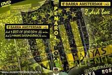 2 DVD BOX BARRA AMSTERDAM PENAROL 2010-2012- (TIFO,ULTRAS,HINCHADAS)