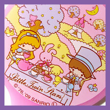 Little Twin Stars as Alice Mad Hatter Hand Held Mirror