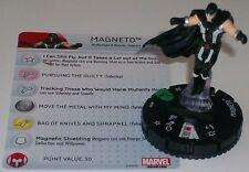 MAGNETO #029 Uncanny X-Men Marvel HeroClix