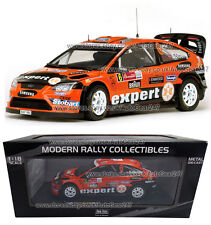 Ford Focus RS WRC08 #6 H.Solberg/I.Minor Rally Mexico 2010 Diecast Model 1:18