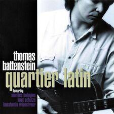 Thomas Battenstein Quartier latin (1996, feat. Markus Hofmann, Knut Schüt.. [CD]