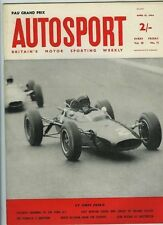 Autosport April 10th 1964 *Pau Grand Prix & East African Safari Rally*