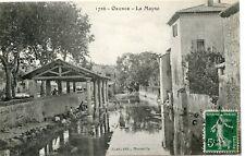 CARTE POSTALE / ORANGE LA MAYNE
