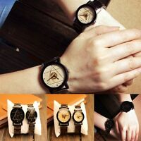 Luxury Stainless Steel Women Men Compass Sport Analog Quartz Wrist Watch Casual