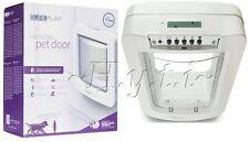 White GENUINE SureFlap Pet Door 32 Microchip IDs Large Cat/Small Dog RFID Collar