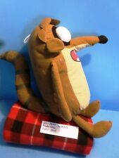 Toy Factory Regular Show Rigby plush (310-3221)