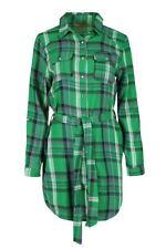 Vestiti da donna verde di cotone taglia M