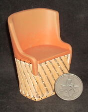 Equipale Chair #YM0821 1:12 Mexican Resin Patio Restaurant Cabana Beach