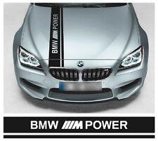 BMW M POWER bonnet stripe M5 M3 M4 M2 M6 X6 X5 Msport Performance vinyl TOURING