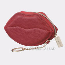 Authentic Pandora Valentine 2018 Red Lips Coin Purse