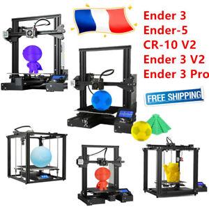 IMPRIMANTE 3D RECONDITIONNÉE UE COMGROW CREALITY Livraison gratuite lot