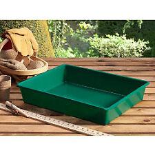 604822 Garland Deep Garden Tray Green - G47g 1474