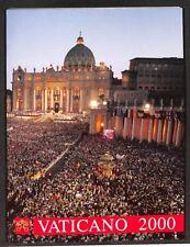 Vaticano - Libro dei Francobolli emissione completa anno 2000
