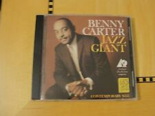 Benny Carter - Jazz Giant - Analogue Productions 24K Gold Audiophile CD