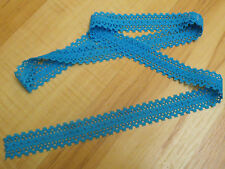 Beautiful Rich Stretch Lace Trim 3metres -  Ideal small crafts/Dolls/Cards
