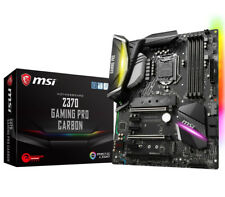 MSI Mainboard Z370 Gaming pro Carbon Sockel 1151